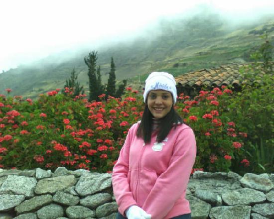 Merida, เวเนซุเอลา: en un jardin en la Capilla de Piedras - San Rafael de Mucuchies