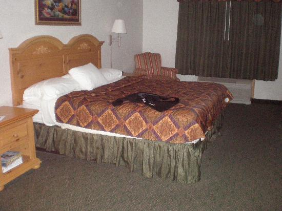 Country Inn & Suites by Radisson, Louisville East, KY: our bedq