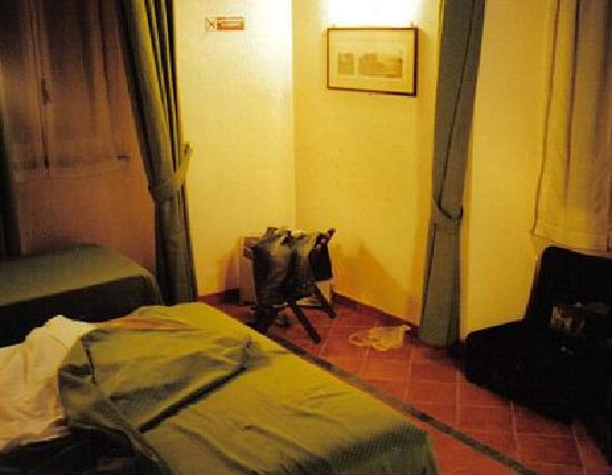 Hotel Primavera: The room in Hotel Prima Vera