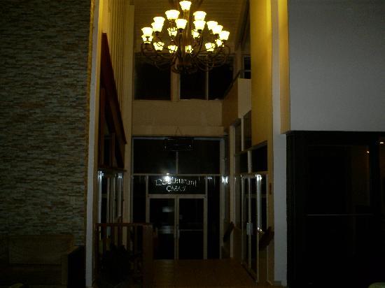 Hotel El Guajataca: Restaurant