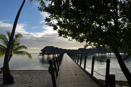 Tahaa, French Polynesia: Taha'a Island Resort & Spa