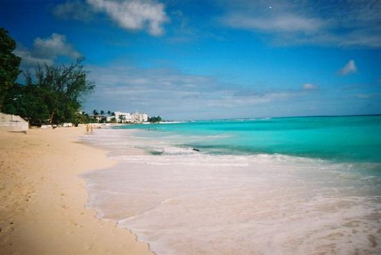 Christchurch, Barbados: worthing beach