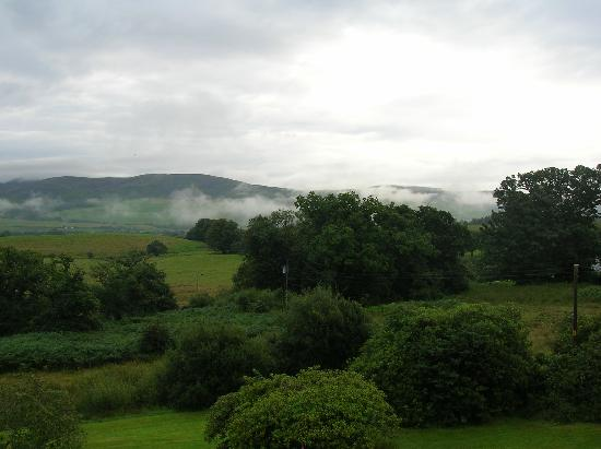 Marchbankwood House: view from room