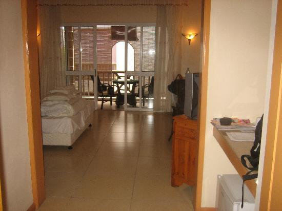 Le Palmiste Resort & Spa: Vue sur chambre