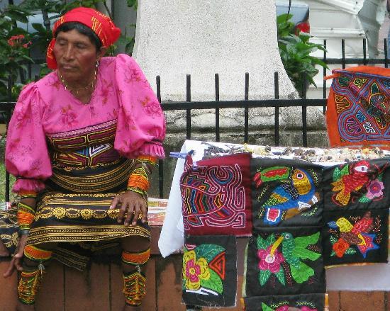 The Executive Hotel: Casco Viejo market
