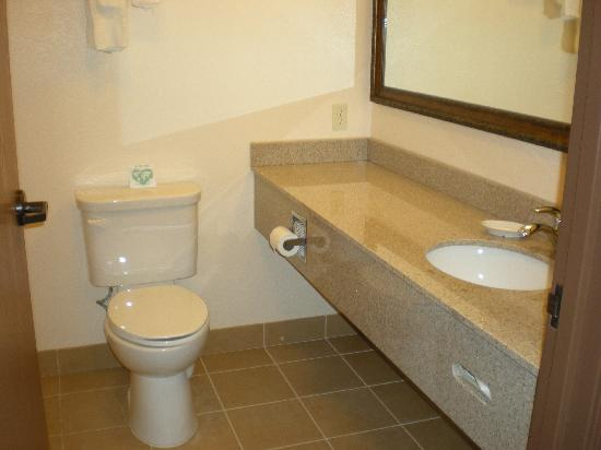 Expressway Suites of Fargo: Bathroom