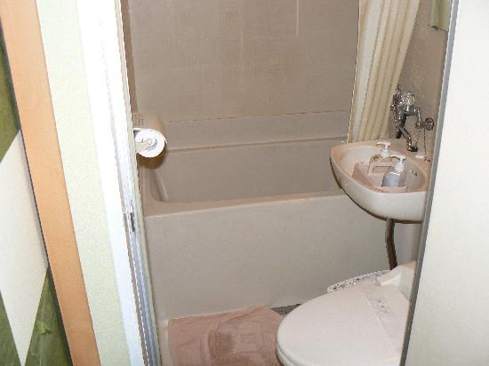 Ryokan Kohro: bathroom