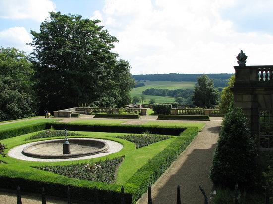 Harewood House Garden