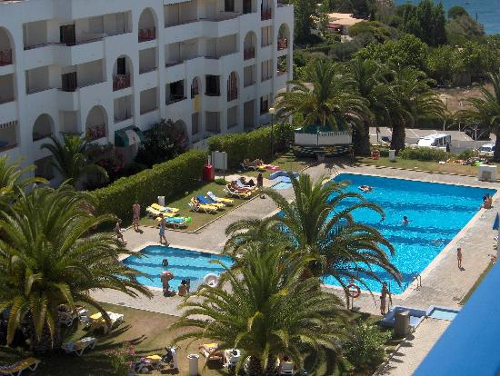 Be Smart Terrace Algarve: vue piscine