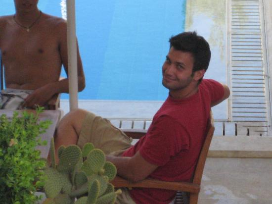 Thimaras Traditional Residences : Greek Lover - Giorgos the coffee boy