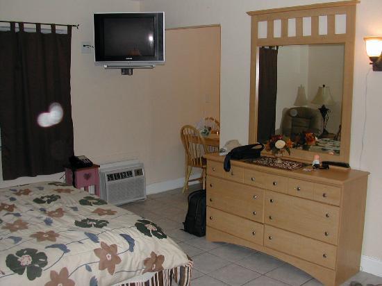 The Caroline-Ocean Beach Hotels: chambre1