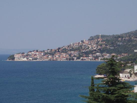 Hotel Nimfa: Village