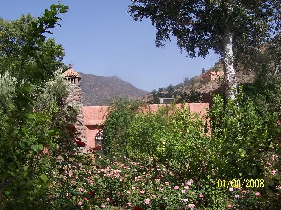 Domaine de la Roseraie : Mountain view