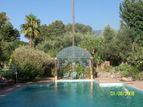 Ouirgane, Marruecos: Main pool