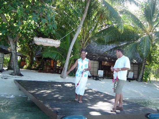 Tahaa, Fransız Polinezyası: Benvenuti in paradiso