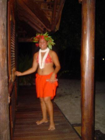 Tahaa, Frans-Polynesië: balli polinesiani