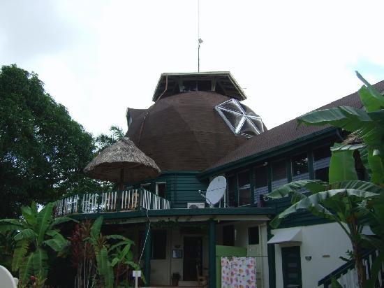 Belize Jungle Dome: Jungle Dome