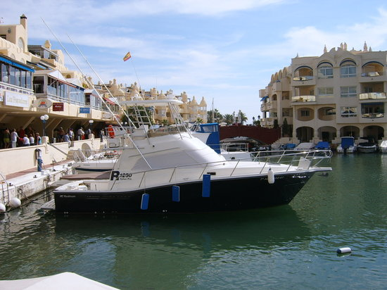 Бенальмадена, Испания: The Marina, Benalmadena