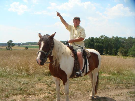 Olde Fogie Farm: Ken's Gettysburg Charge