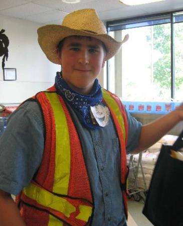 Dressing Western on the Job