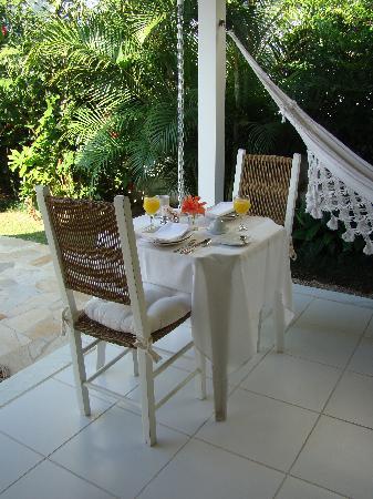 Vivenda Paraty: Desayuno