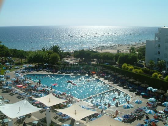Migjorn Gran, สเปน: VICTORIA PLAYA HOTEL