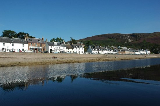 Bed and breakfast i Ullapool