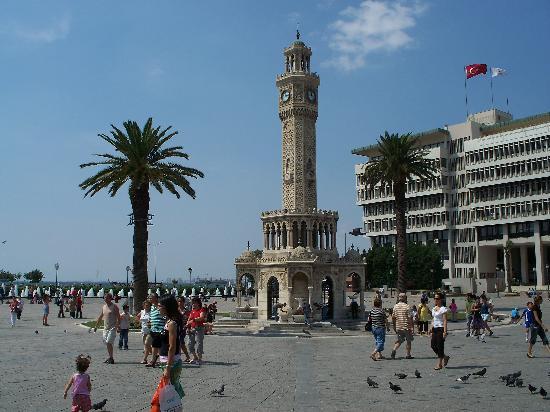 Saat Kulesi (Clock Tower): Clock tower