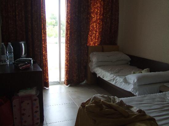 Hotel Condesa de la Bahía: canera superior