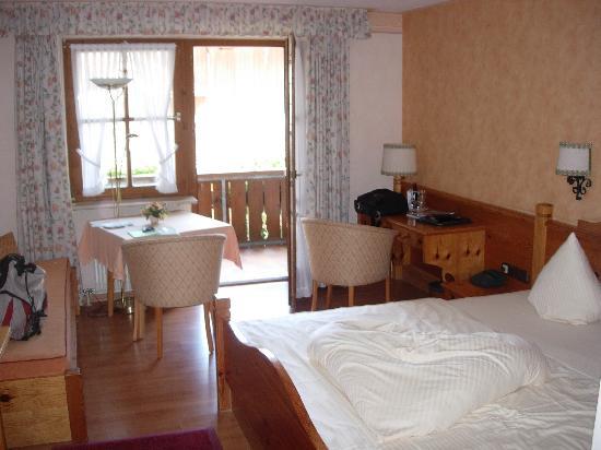 Hotel Das Ruebezahl: chambre