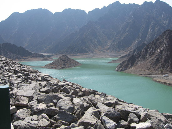 Hatta - View from the dam