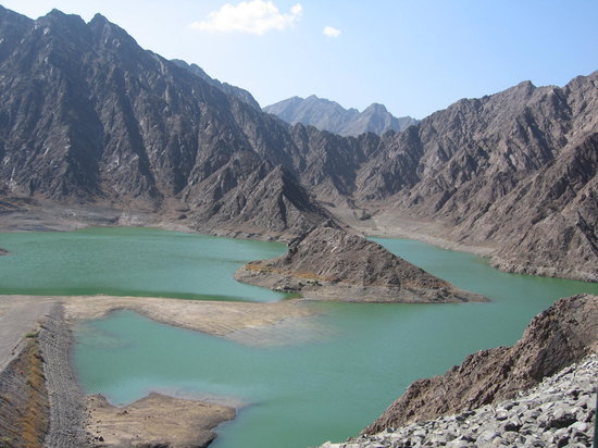 Hatta - View from the dam 2