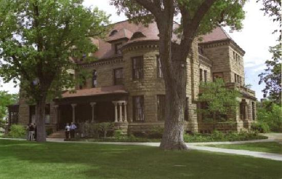 Rosemount Museum: Front Entry View