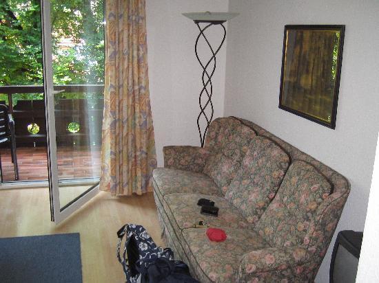 Hotel Forsthaus: Zimmer2