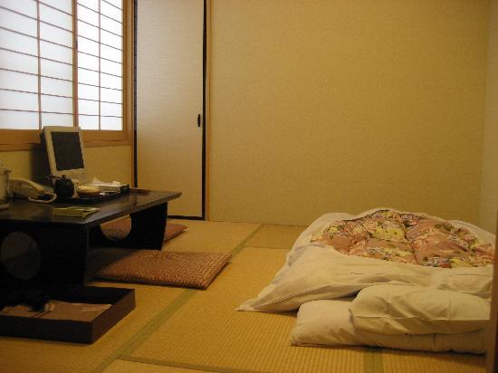6 Tatami Mat Room Picture Of Nagomiyado Towa Ryokan