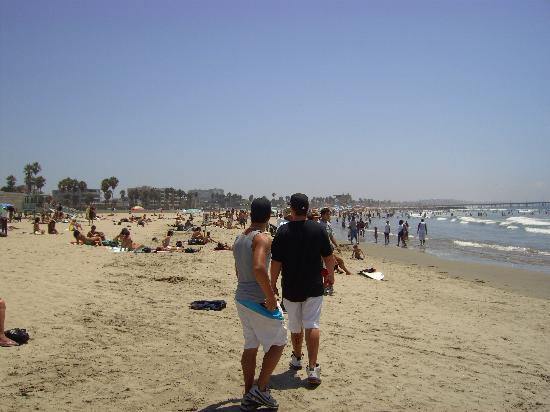 The Dana On Mission Bay Boys Beach