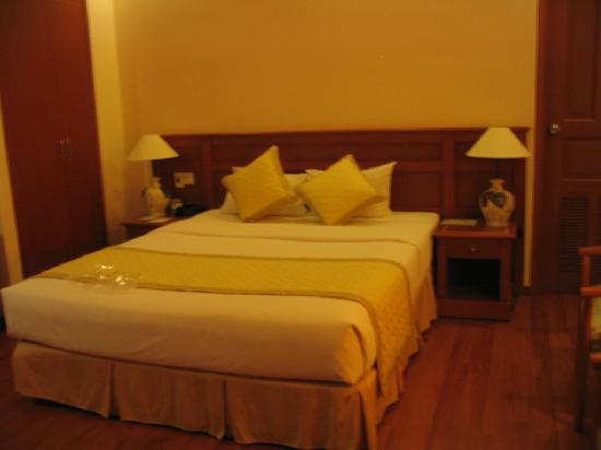 Oscar Saigon Hotel: Deluxe Room