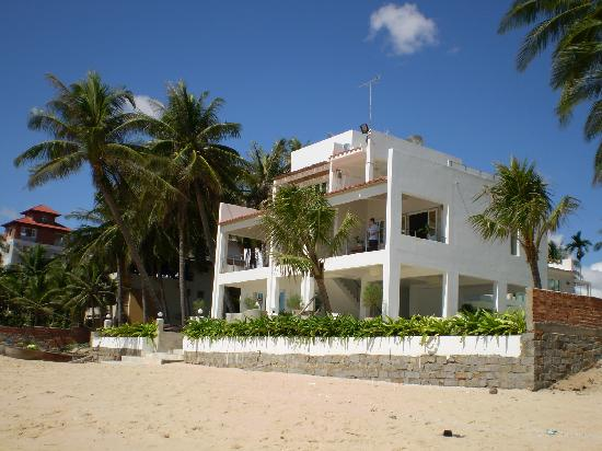 The boutique Shades Resort