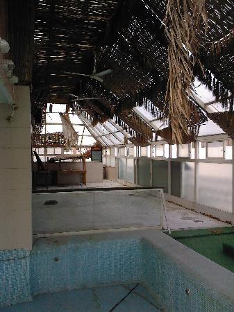 Royal Garden Hotel: The Swimming pool floor