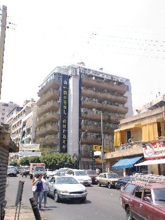 Royal Garden Hotel: Hotel