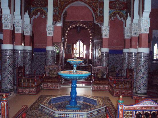 Moroccan House Hotel: Moroccan House entrance hall