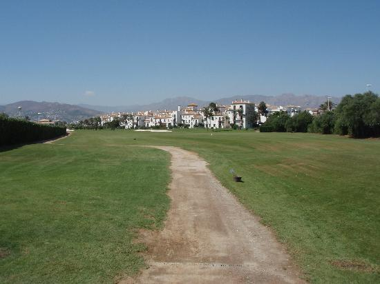 Motril, Spain: Campo de golf Playa Granada