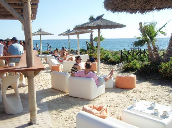 Playa Granada Club Resort: Chill out bar