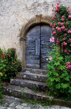 Vézelay, Francia: Vezelay door
