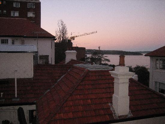 DeVere Hotel: View