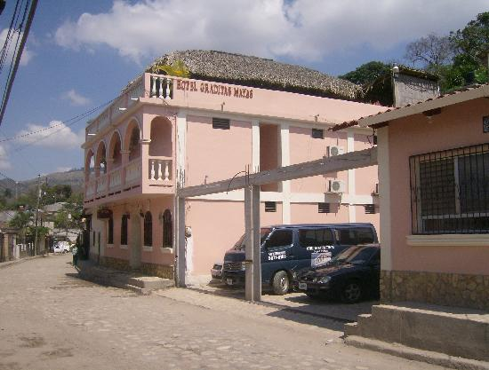 Hotel Graditas Mayas: The hotel