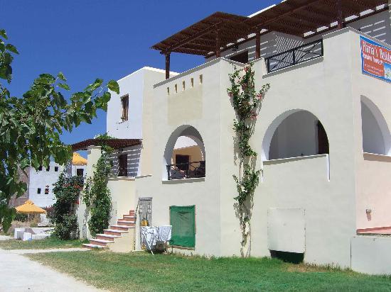 Maria's Residence: Blick Eingang