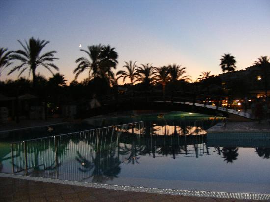 Insotel Cala Mandia Resort & Spa: Insotel cala mandia notte