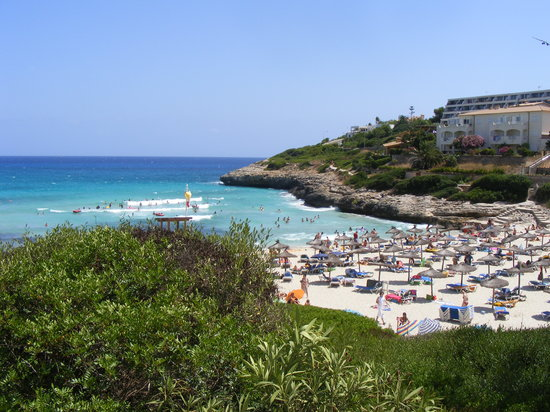 Insotel Cala Mandia Resort & Spa: Insotel cala mandia spiaggia 1