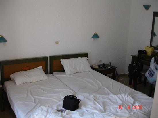 Romantica Apartments: Bedroom